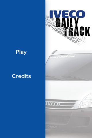 Screenshot IVECO Daily Track