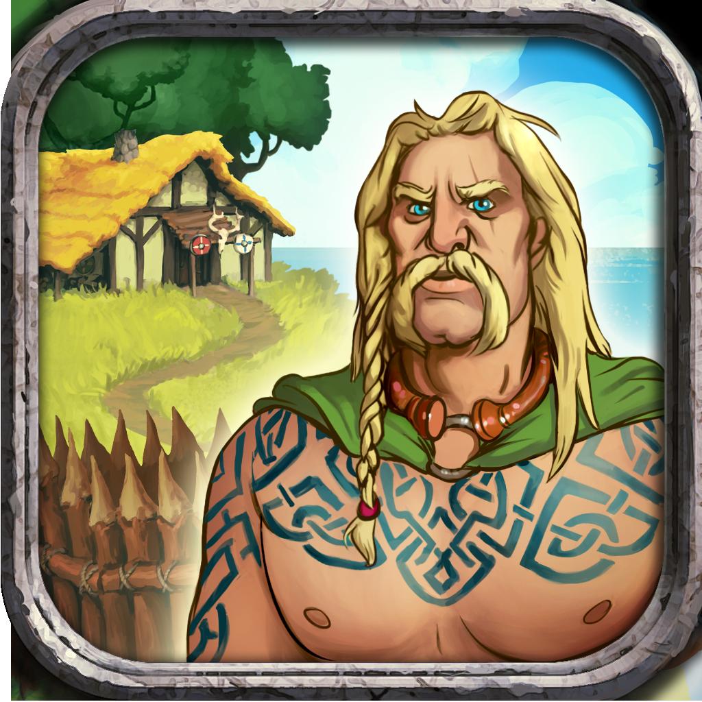 Celtic Tribes - Aufbau MMO iOS